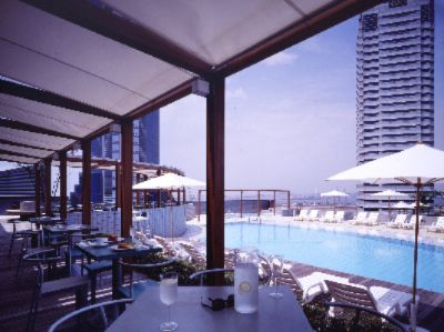 Pergola Poolside Restaurant 27 of 29