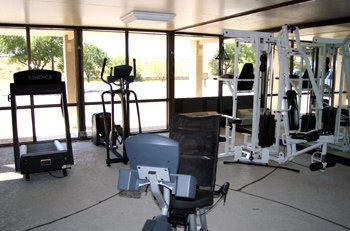 Indoor Fitness Center 3 of 22