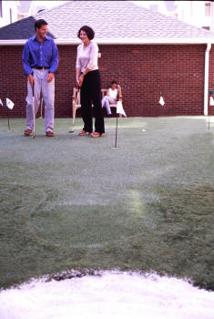 Designed Putting Green 6 of 10