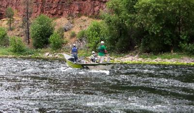Fishing Utah\'s Green River Is A Great Thing To Do While Visiting Vernal Utah 6 of 9