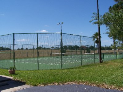 Lighted Tennis Courts 9 of 11