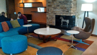 Modern Newly Designed Lobby 4 of 15