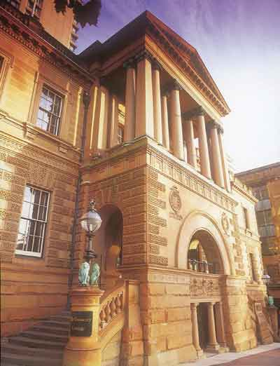 The Treasury Building 8 of 11