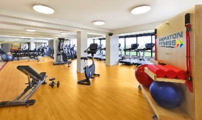 Sheraton Fitness Center 8 of 14