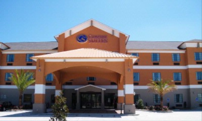 Image of Comfort Suites Oil Center