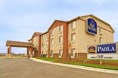 Image of Paola Inn & Suites