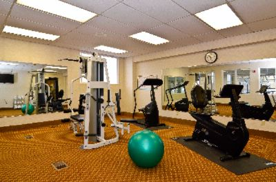 Our Exercise Center Is Open Until 11pm Daily. 4 of 20