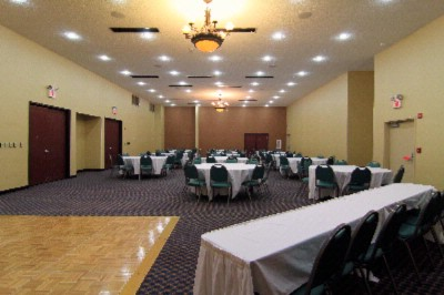 Longhorn Room 200 People Banquet Capacity 23 of 30