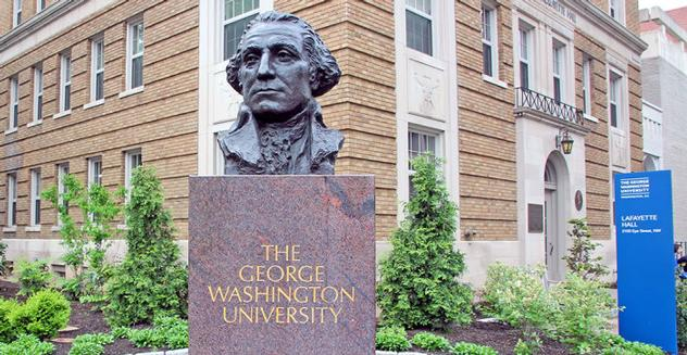 George Washington University -2 Blocks 10 of 12