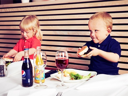A Tasty Kids Menu Is Always Available 10 of 23