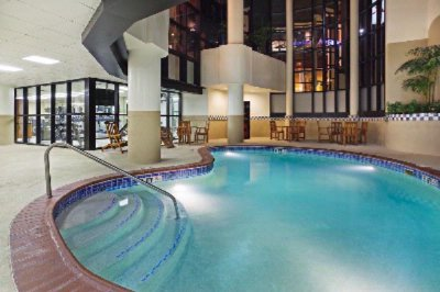 Marriott Indoor Pool 7 of 11