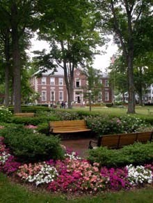 Bestor Plaza; The Heart Of The Chautauqua Institution 27 of 27