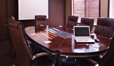 Our Courtyard Boardroom 7 of 14