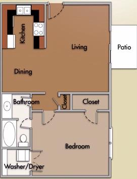 1 Bed 1 Bath Condo 15 of 17
