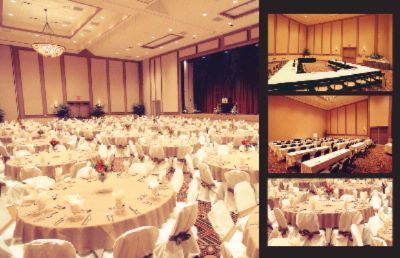 6 Different Meeting Rooms Plus A Grand Ballroom With Stage 3 of 10