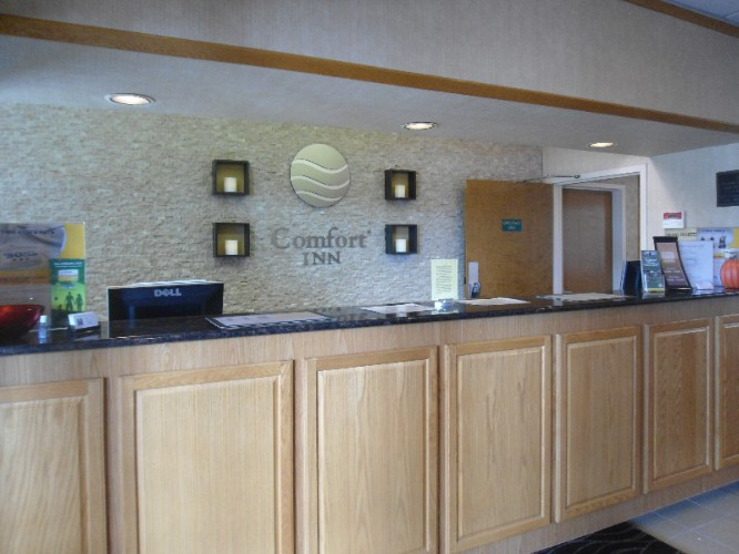 Welcome To The Comfort Inn Easton 11 of 14