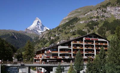 Image of Swiss Alpine Hotel Allalin