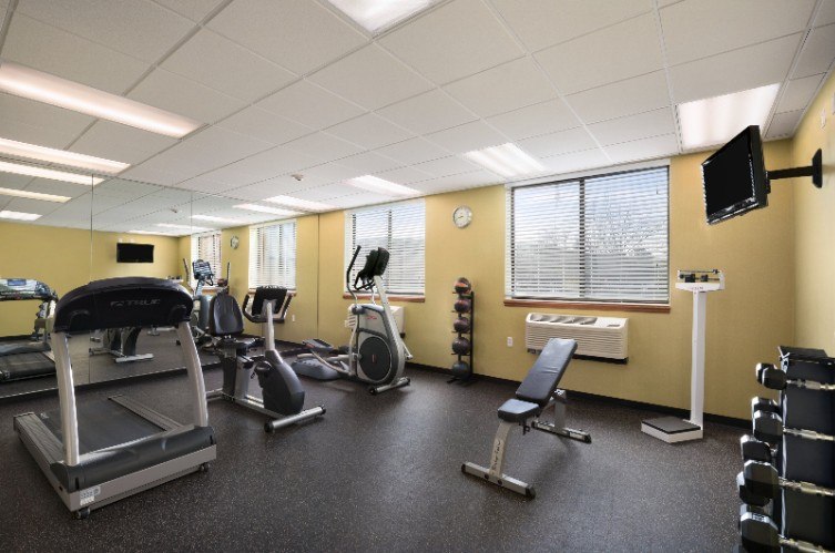 Newly Renovated Fitness Center 14 of 17