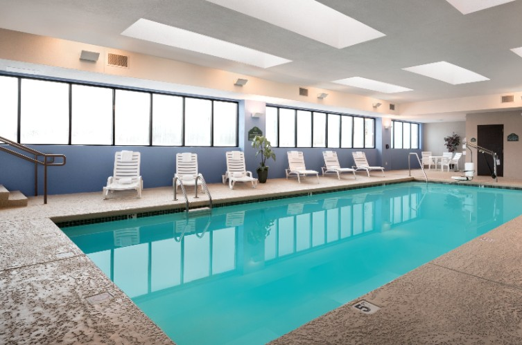 Newly Renovated Indoor Swimming Pool 13 of 17