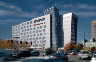 Image of Hampton Inn Suites Crosstown Center