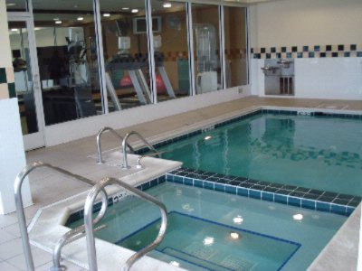 Indoor Pool & Spa 5 of 14
