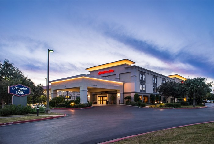 Image of Hampton Inn San Antonio Northwoods
