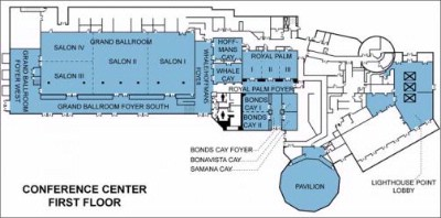 Conference Center Floor Plan 12 of 31