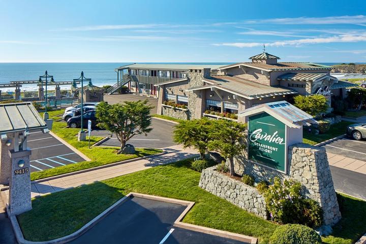 Cavalier Oceanfront Resort 9415 Hearst Dr San Simeon Ca 93452