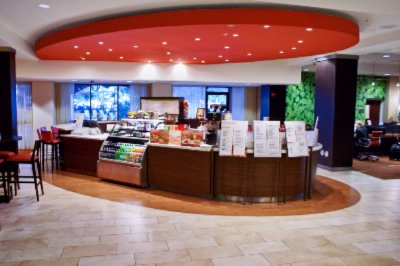 Enjoy Starbucks & Healthy Meal Choices In Our Bistro 8 of 12