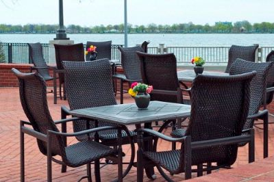 Riverfront Patio 6 of 10