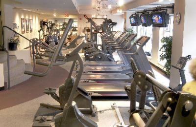 Two Story Health And Fitness Club Available For All Overnight Guests' Use 4 of 8