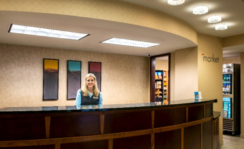 Front Desk And Market Area 15 of 16