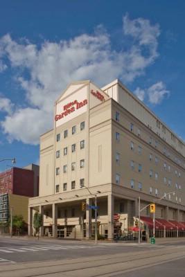 HILTON GARDEN INN TORONTO CITY CENTRE Toronto ON 200 Dundas East