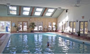 Our Heated Pool And Hot Tub Are Inviting And Soothing 4 of 11