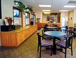 Deluxe Continental Breakfast Area 6 of 12