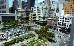 Union Square -Shopping District In San Francisco Located One Block From The Hotel Fusion. 16 of 16