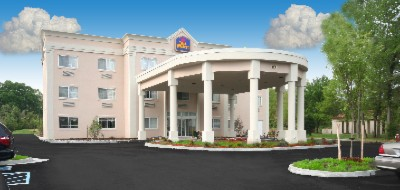 Image of Best Western Newport News
