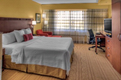 King Guestroom-Most Have Sofa Beds. Dbl Queen Rooms Available 4 of 12
