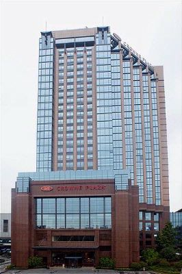 Crowne Plaza Hotel Hangzhou Grand Canal 1 of 22
