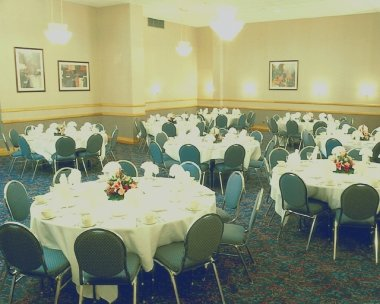 Hartford Room - Set For A Wedding 5 of 8