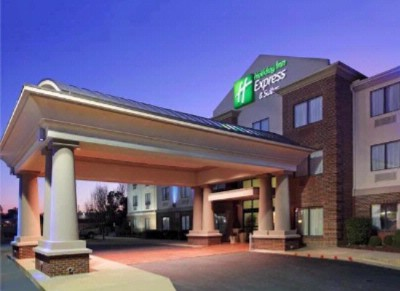 Holiday Inn Express Suites Pine Bluff 1 of 7
