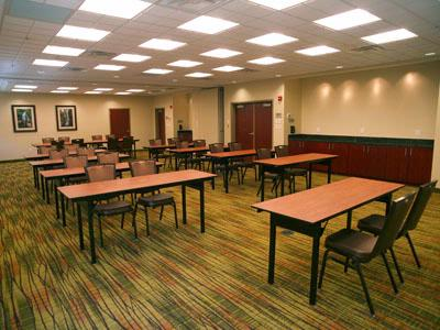 Our Meeting Rooms Also Can Be Setup Class Room Or Banquet Style. 15 of 18