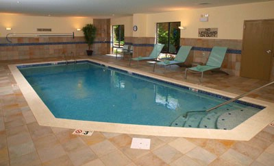 We Also Have An Indoor Pool For Those Cold And Rainy Days. 7 of 18