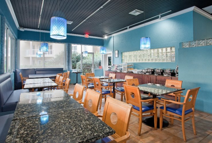 Blue Iguana Grill-Indoor And Outdoor Seating 18 of 25