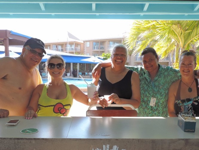 Outdoor Pool Side Bar 22 of 25