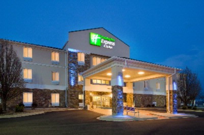 Holiday Inn Express Pekin 1 of 13