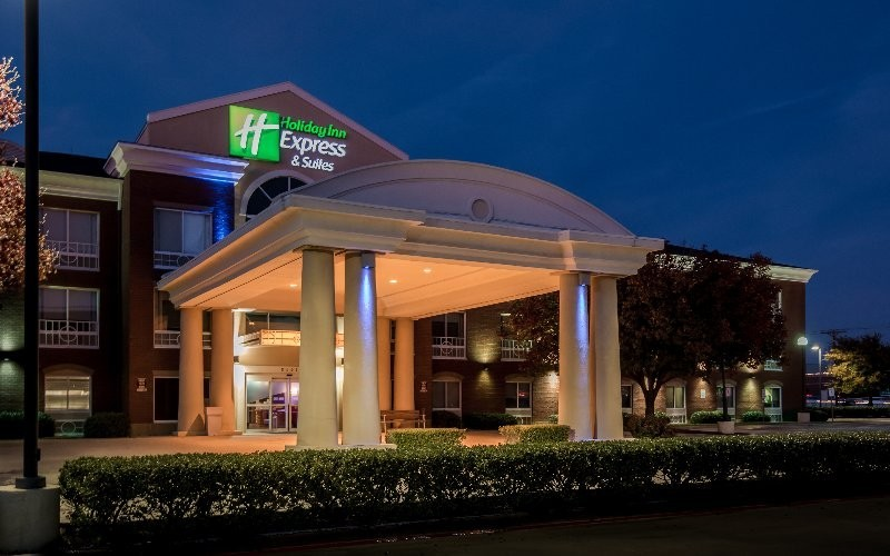 Holiday Inn Express Dallas North Tollway (N Plano) 1 of 9