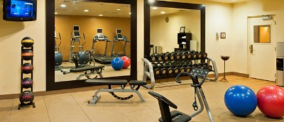 Fitness Center With Precor Equipment 10 of 15