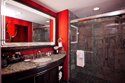 Standard Bathroom -Hard Rock Hotel Tower 4 of 25