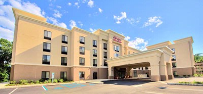 Newly Built Hampton Inn And Suites 2 of 10